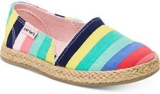 Carter's Ari Espadrille Flats, Toddler Girls & Little Girls