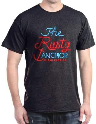 Rusty CafePress - Golden Girls Anchor T-Shirt - Classic Cotton T-Shirt