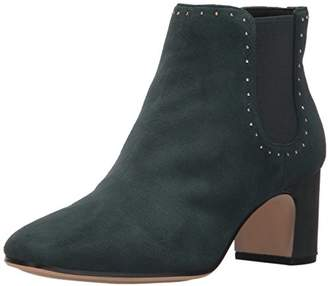Anne Klein Women's Gabbie Suede Ankle Boot