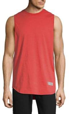 Cotton Muscle Tank Top