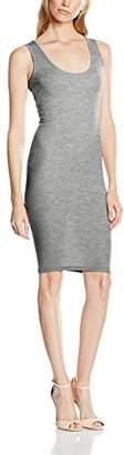 boohoo Women's Ava Scoop Neck Midi Bodycon Dress,8