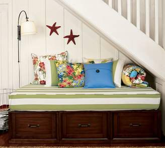 Pottery Barn Stratton Storage Platform Daybed with Drawers