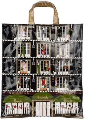 Harrods Elevators Large Shopper Bag