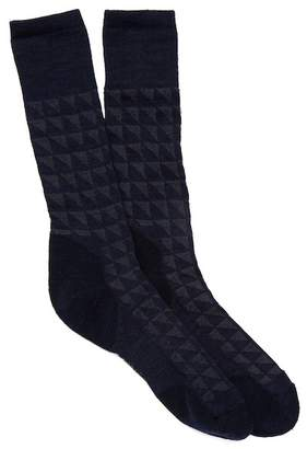 Smartwool Triangulate Crew Socks - Medium