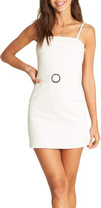 Billabong So Good Belted Minidress