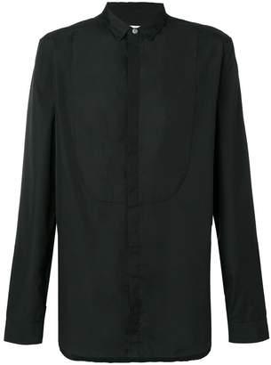 Pierre Balmain bib-front shirt