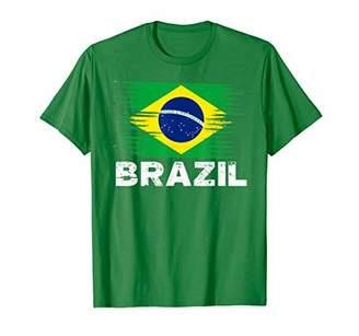 Brazil - Brazilian Flag Shirt   Sports Soccer Football Gift
