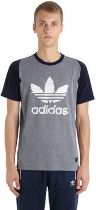 adidas United Arrows Logo Jersey T-Shirt