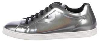 Fendi Iridescent Monster Sneakers