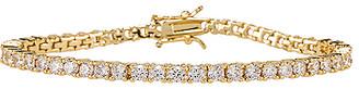 joolz by Martha Calvo Clear Tennis Bracelet