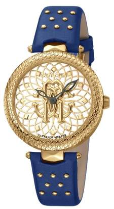 Roberto Cavalli BY FRANCK MULLER Costellato Strap Watch