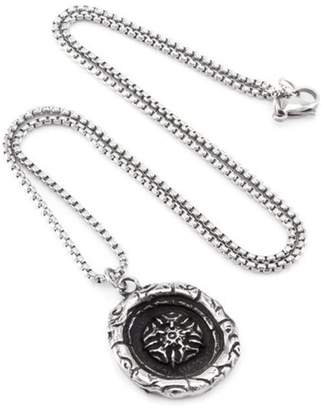 März The Sunspear Round Pendant Necklace