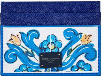 Dolce & Gabbana Baroque Card Holder