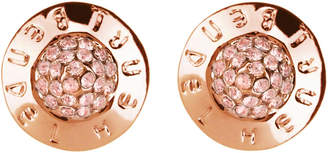 Henri Bendel The Plaza Pave Stud Earrings