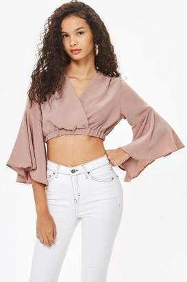 Love **Lily Crossover Top by