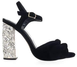 Privileged Remee Embellished Heel Sandal