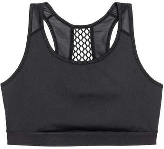 H&M H&M+ Sports Bra Medium support - Black
