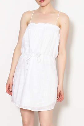 Greylin Dakota White Dress