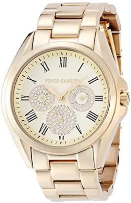 Vince Camuto (ヴィンス カムート) - [ヴィンス・カムート]VINCE CAMUTO 腕時計 クォーツ VC/5186CHGB メンズ 【正規輸入品】