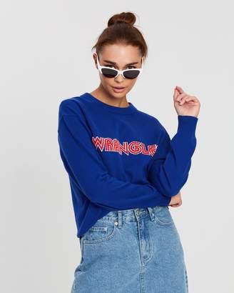 Wrangler Retro Graphic Sweater