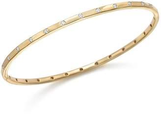 Ippolita 18k Gold Glamazon Stardust Thin 28-Sapphire Bangle jy46LldU