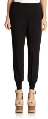 Stella McCartney Cuffed Harem Pants