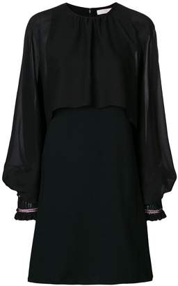 Chloé bishop sleeve dress