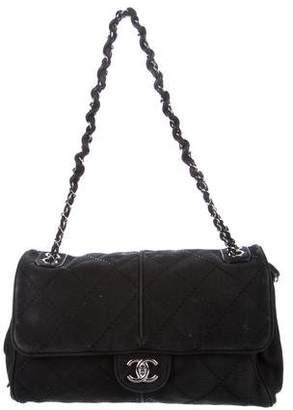 Chanel Ultimate Stitch Expandable Flap