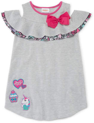 Jo-Jo JOJO Jojo Siwa Sleeveless Pattern A-Line Dress - Preschool Girls