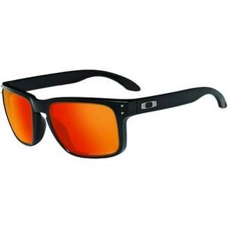 Oakley Men's Holbrook Non-Polarized Iridium Square Sunglasses