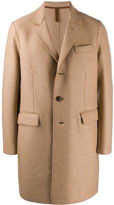 Harris Wharf London button up coat