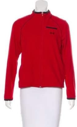 Under Armour Fleece Appliqué Jacket