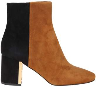 Tory Burch Gigi Suede Ankle Boot