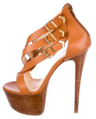 Christian Louboutin Charleze Platform Sandals