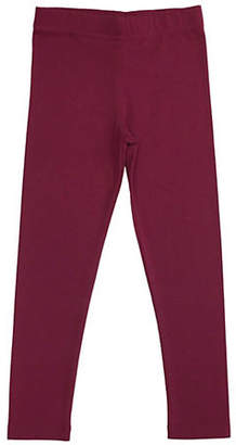 PREVIEW Solid Jersey Cotton-Blend Leggings