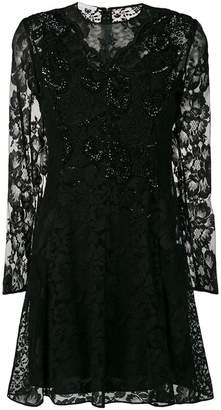 Stella McCartney embellished lace dress