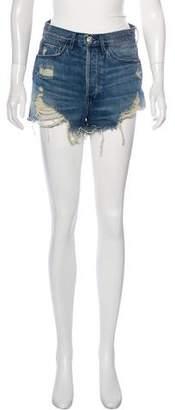 3x1 Elmar Mini Shorts