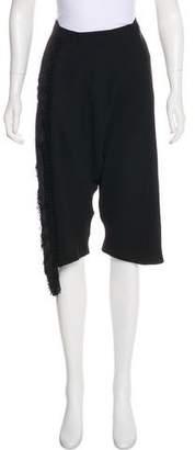 Rachel Comey High-Rise Drop Crotch Pants w/ Tags