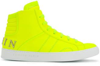 Philipp Plein Still In Love hi-top sneakers