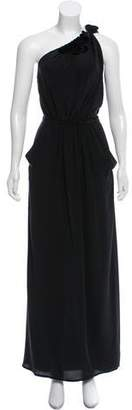 Rebecca Taylor Silk Evening Dress