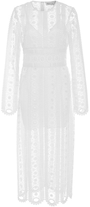 Alice McCall Like A Dream Lace Midi Dress $420 thestylecure.com
