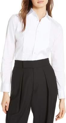 Polo Ralph Lauren Kendal Tuxedo Cotton Shirt