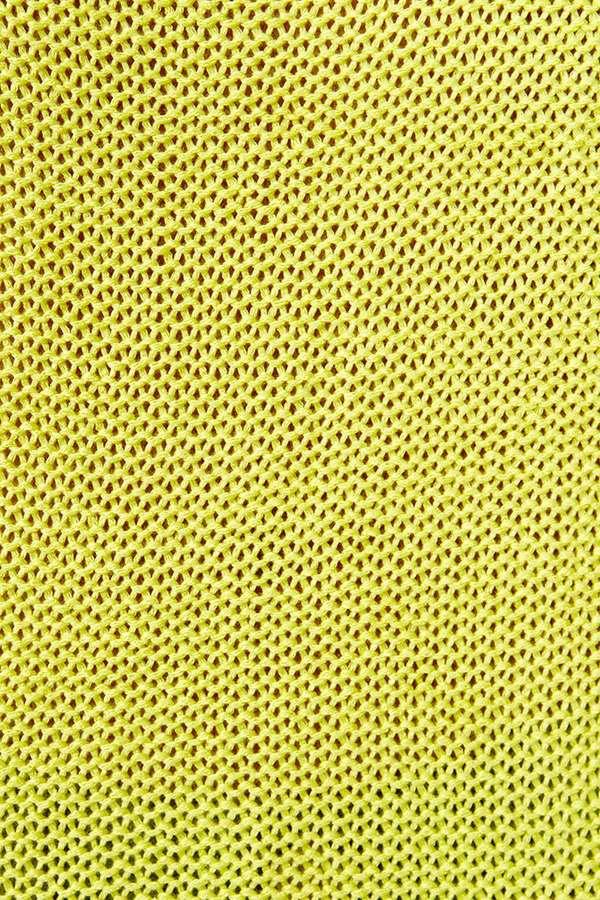 Nasty Gal Down Low Tank - Yellow