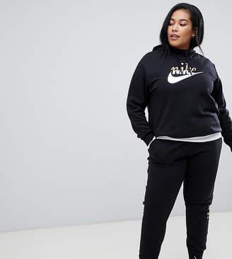 deb34a6a26b Nike Black Plus Size Clothing - ShopStyle Australia