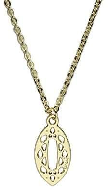 Girls' Best Friends Best Friends Girls'Choker Gold GPPNAVEoro Brass 22.4 cm