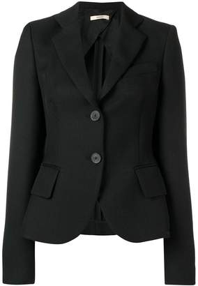 Odeeh classic fitted blazer