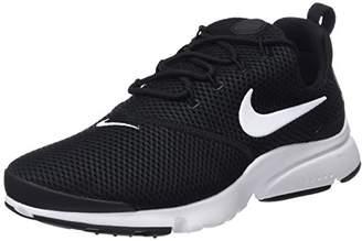 Nike Women''s WMNS Presto Fly Gymnastics Shoes, Black/White 006, (36.5 EU)