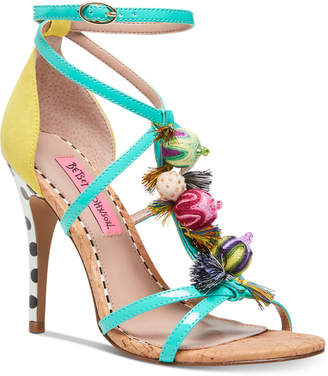Betsey Johnson Rudey Dress Sandals