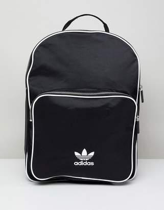 adidas Adicolor Backpack In Black Cw0637