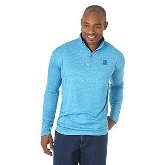 Wrangler Men's Rigg Workwear 1/4 Zip Performance Pullover